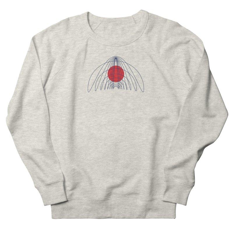 Radio Waves Men's Sweatshirt by The Breaks