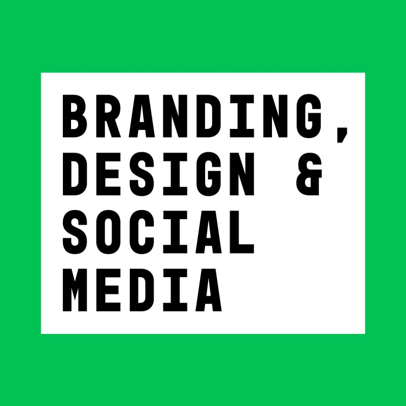 Branding, Design & Social Media by Nik Brovkin AKA The Breaks