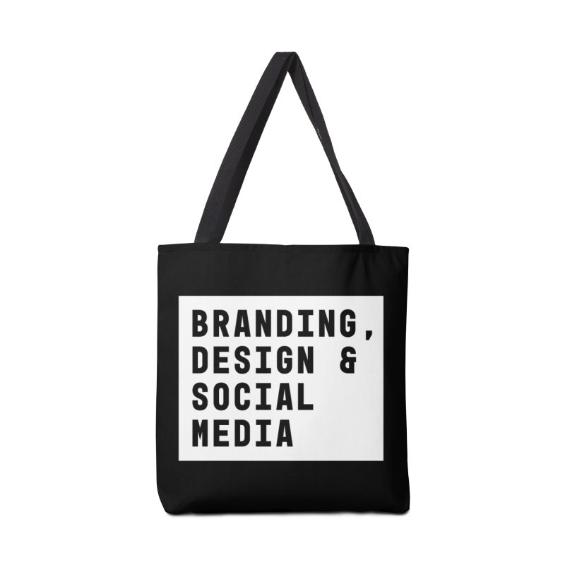 Branding, Design & Social Media Accessories Bag by The Breaks