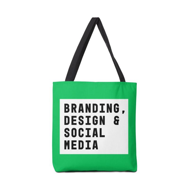 Branding, Design & Social Media Accessories Bag by Nik Brovkin AKA The Breaks