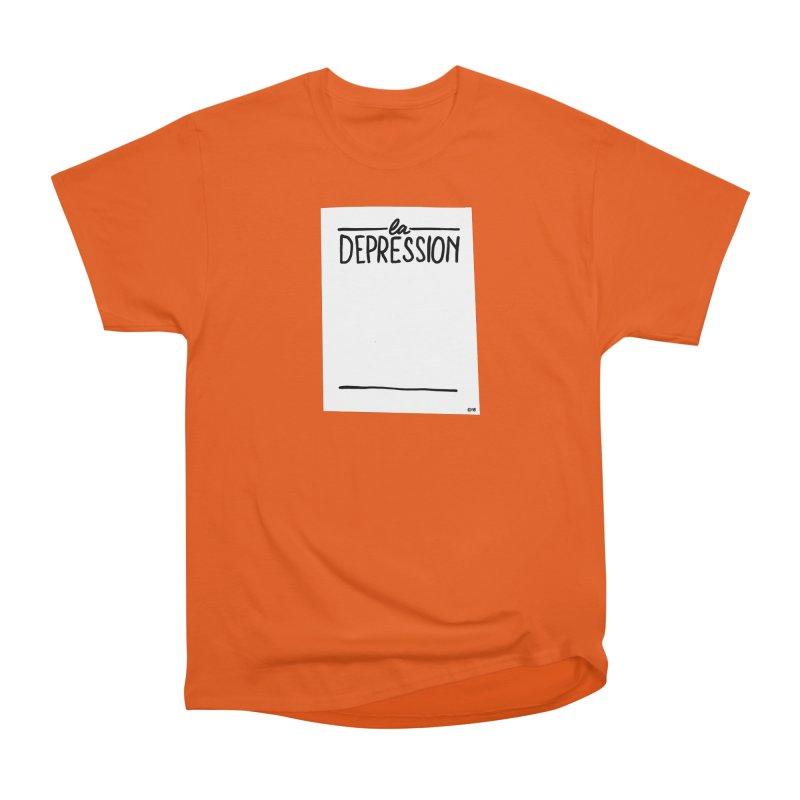Dep Men's Classic T-Shirt by The Breaks