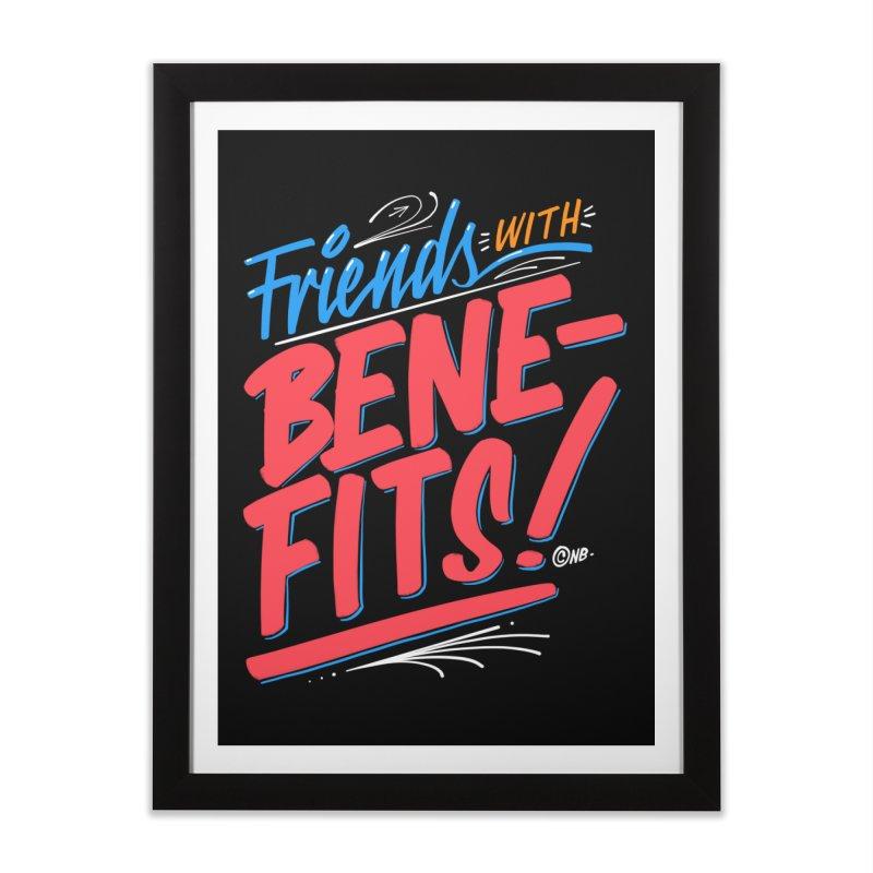 Sign Painter Home Framed Fine Art Print by The Breaks