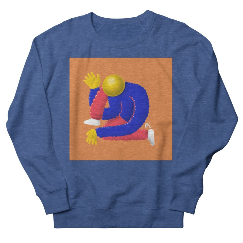 Bubbly Women's Sweatshirt by Nik Brovkin AKA The Breaks