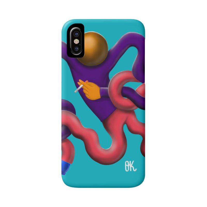 Tangled Accessories Phone Case by Nik Brovkin AKA The Breaks