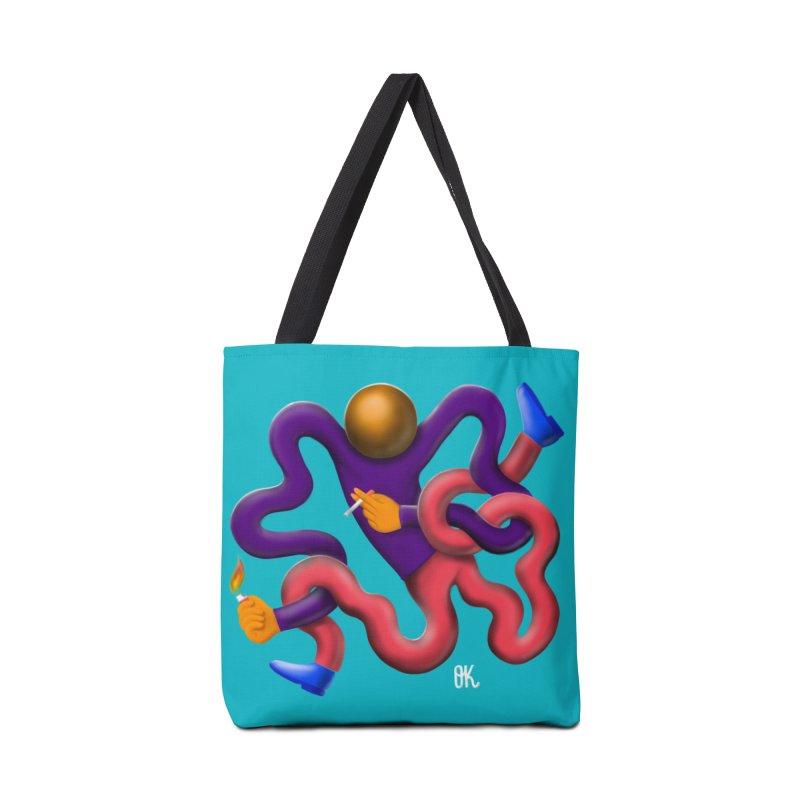 Tangled Accessories Bag by Nik Brovkin AKA The Breaks