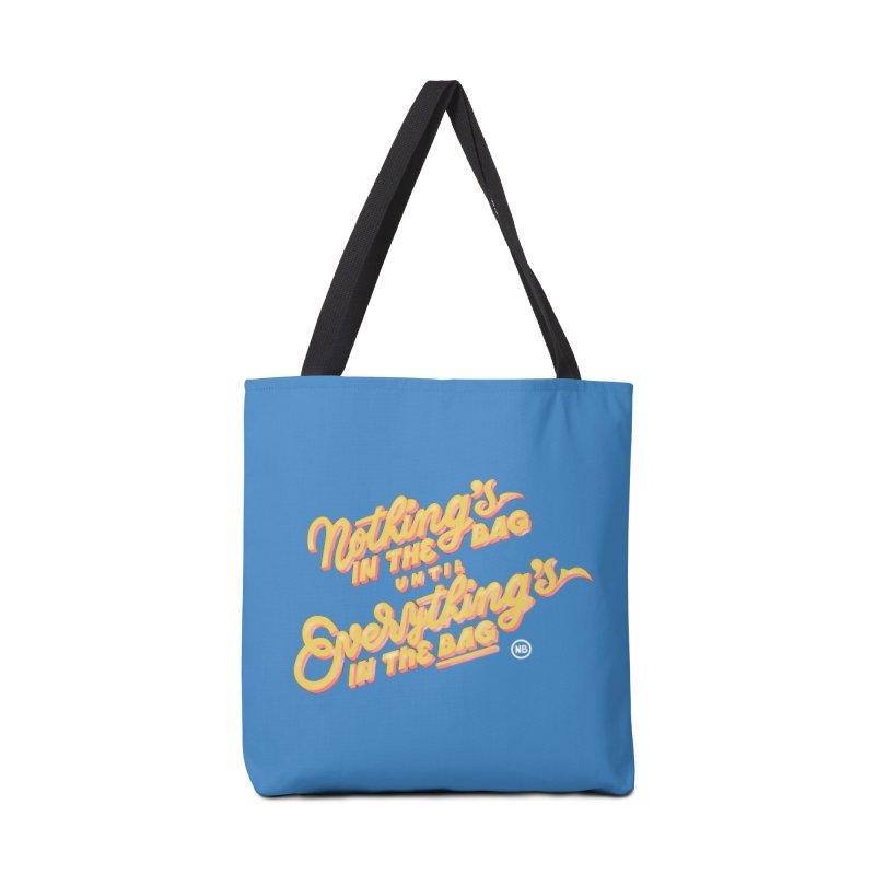 The Bag Accessories Bag by Nik Brovkin AKA The Breaks