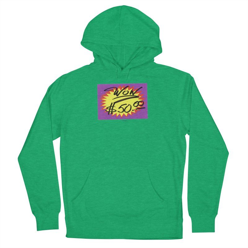 WOW 2016 Men's Pullover Hoody by The Breaks