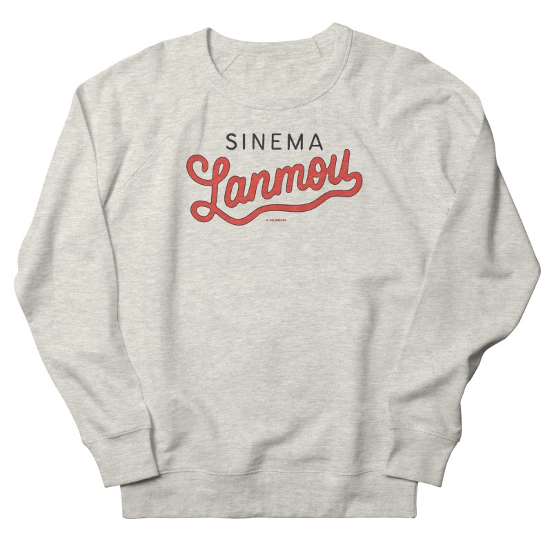 Sinema Lanmou Women's Sweatshirt by Nik Brovkin AKA The Breaks