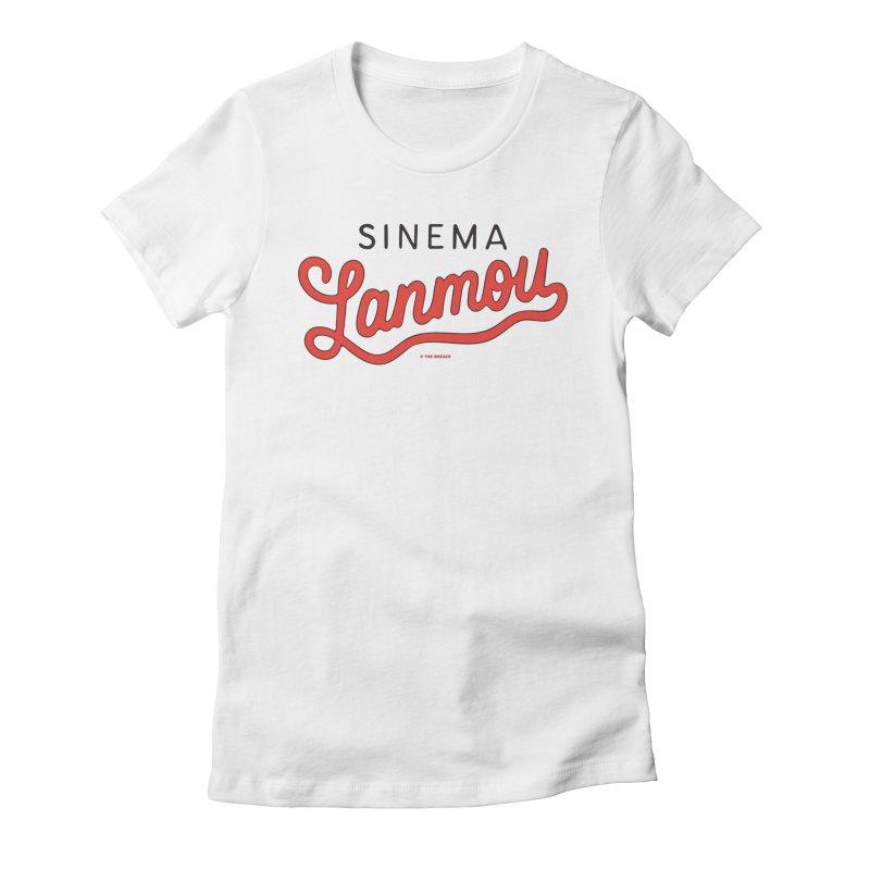 Sinema Lanmou Women's Fitted T-Shirt by The Breaks