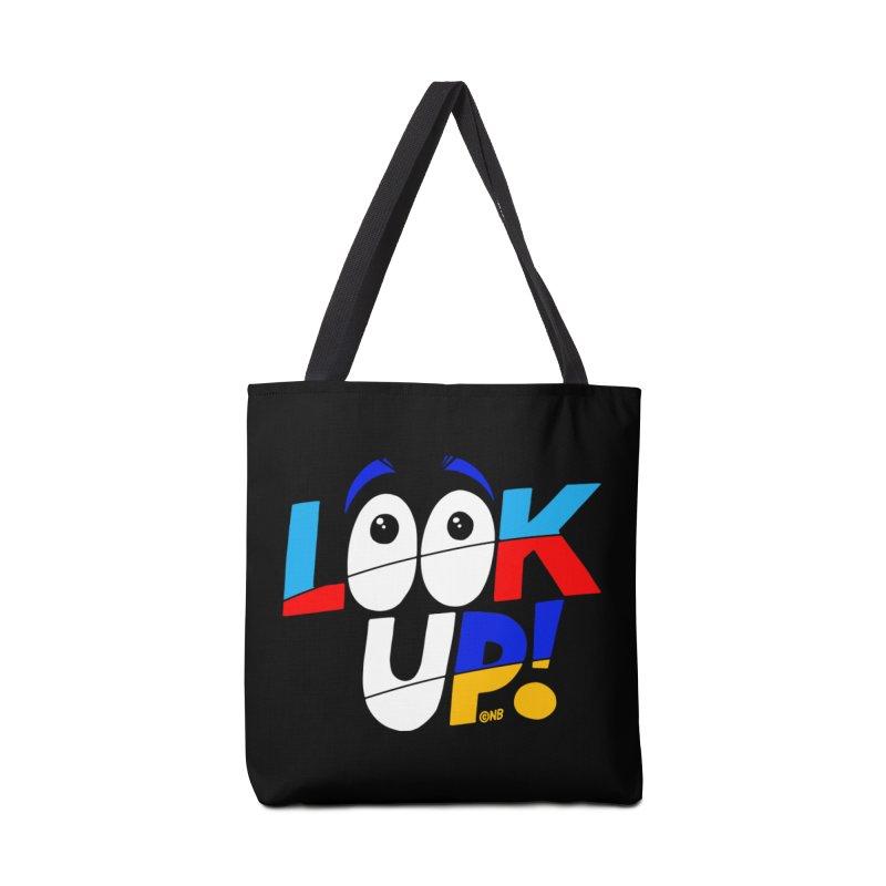 Look Up! Accessories Bag by Nik Brovkin AKA The Breaks