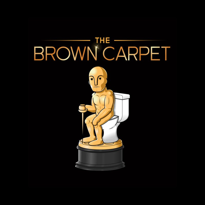 Classic BCP Logo by The Brown Carpet Podcast