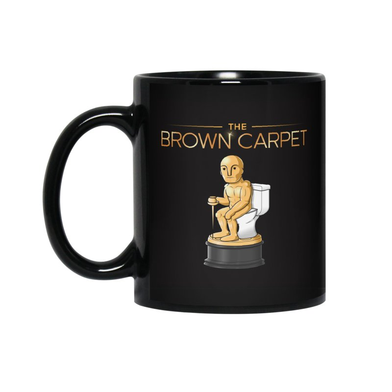 Classic BCP Logo Accessories Mug by thebrowncarpetpod's Artist Shop