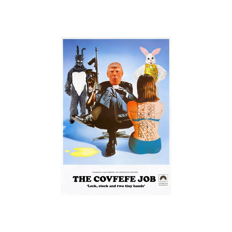 The Covfefe Job Poster by The Brown Carpet Podcast