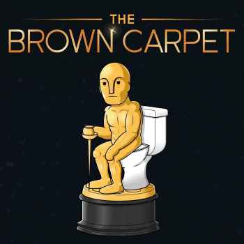 The Brown Carpet Podcast Logo