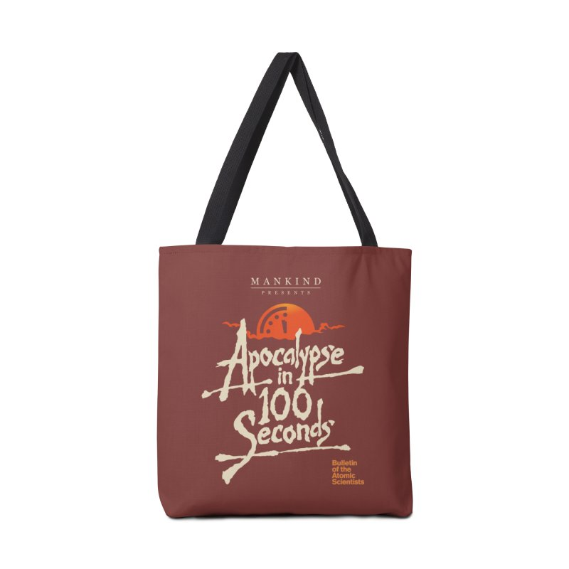 Accessories None by Bulletin of the Atomic Scientists' Artist Shop