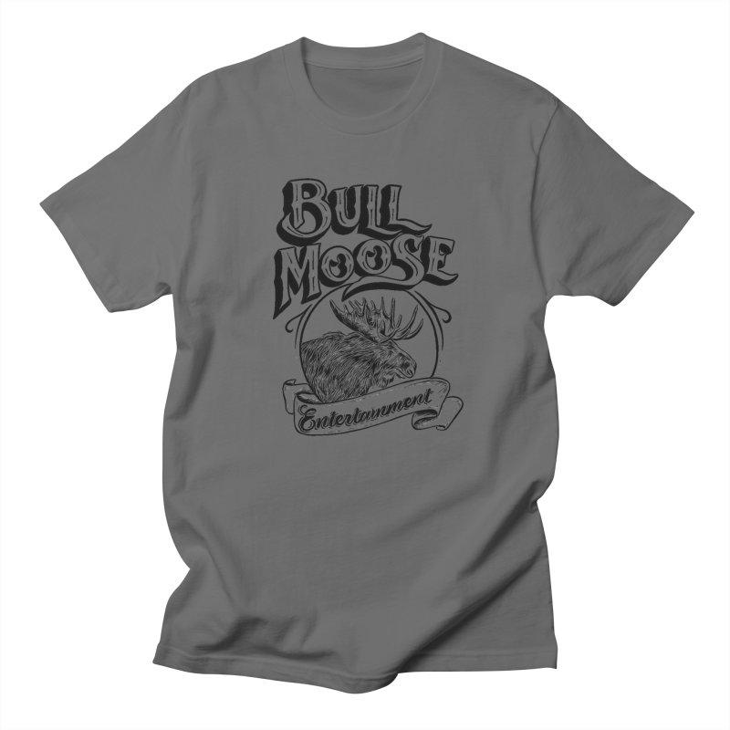 Bull Moose Logo Women's T-Shirt by thebullmoose's Artist Shop