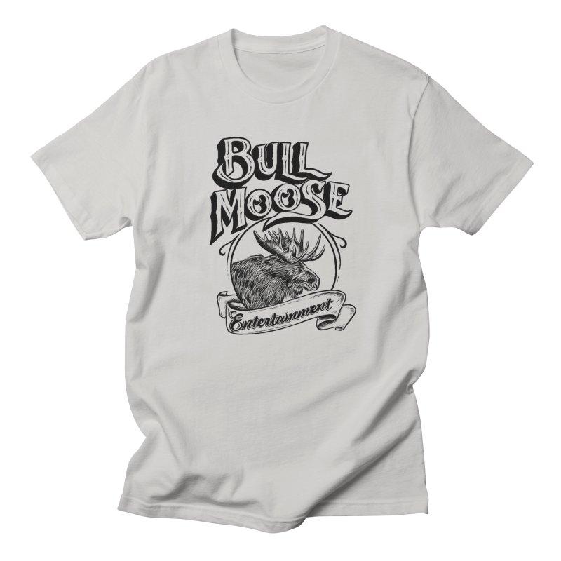 Bull Moose Logo Women's Regular Unisex T-Shirt by thebullmoose's Artist Shop