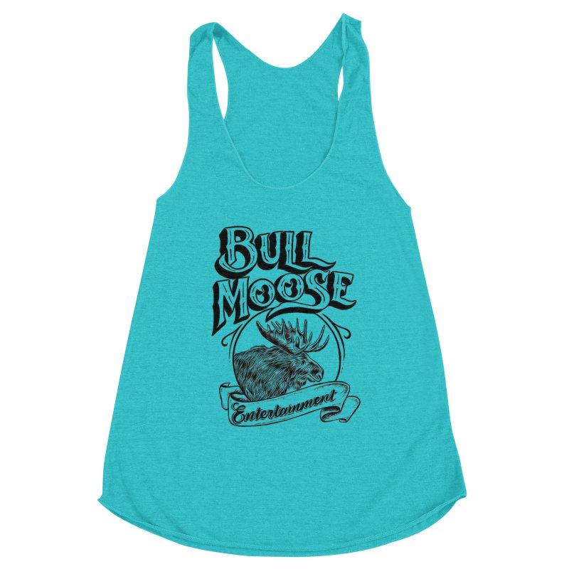 Bull Moose Logo Women's Tank by thebullmoose's Artist Shop