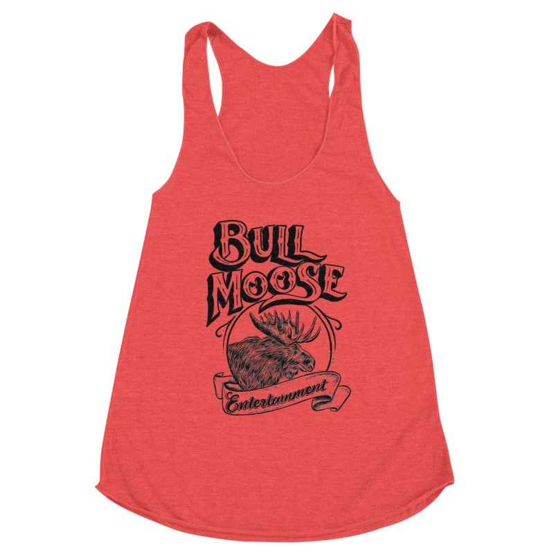 Bull Moose Logo Women's Tank by thebullmoose's Artist Shop