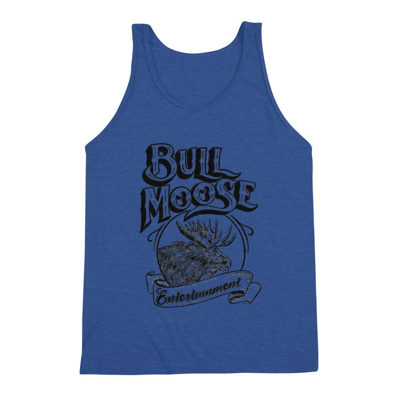 Bull Moose Logo Men's Tank by thebullmoose's Artist Shop