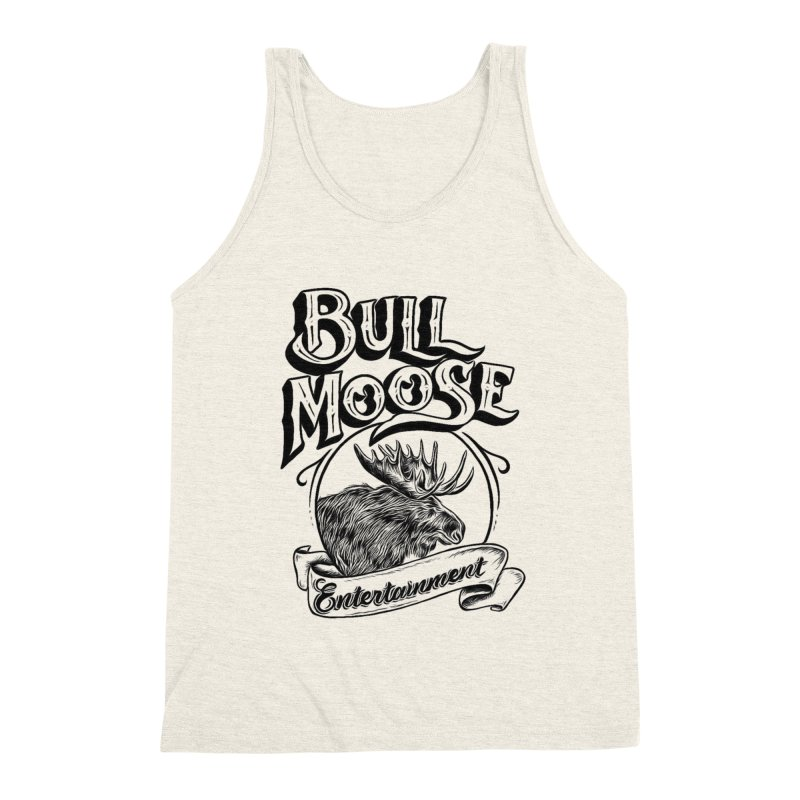 Bull Moose Logo Men's Tank by thebullmoose's Artist Shop