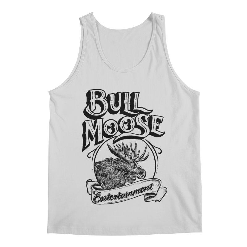 Bull Moose Logo Men's Regular Tank by thebullmoose's Artist Shop