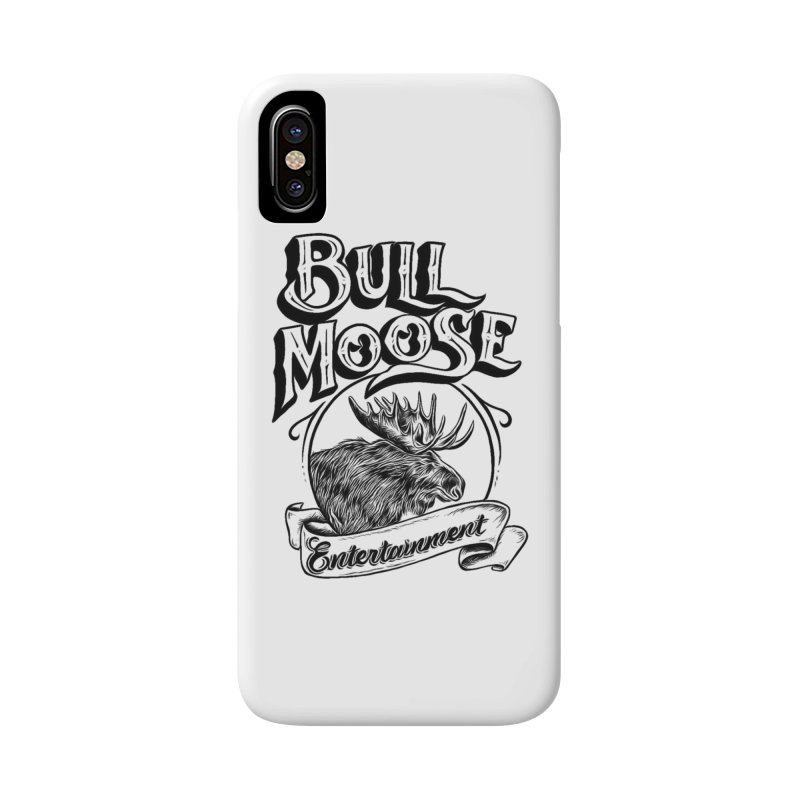 Bull Moose Logo Accessories Phone Case by thebullmoose's Artist Shop
