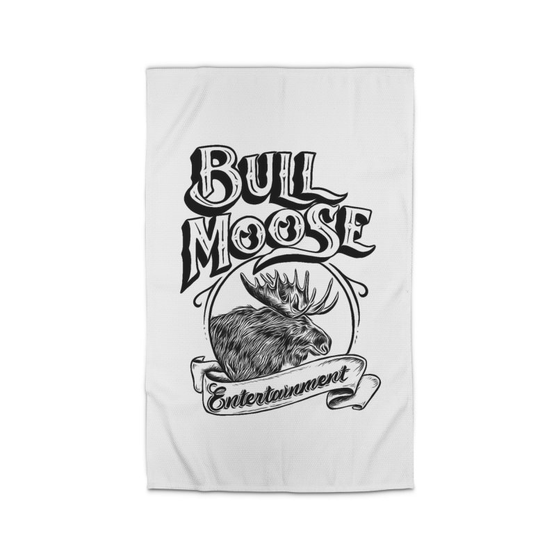 Bull Moose Logo Home Rug by thebullmoose's Artist Shop