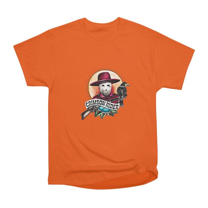 Crimson Rider/Jake Clinton Women's T-Shirt by thebullmoose's Artist Shop
