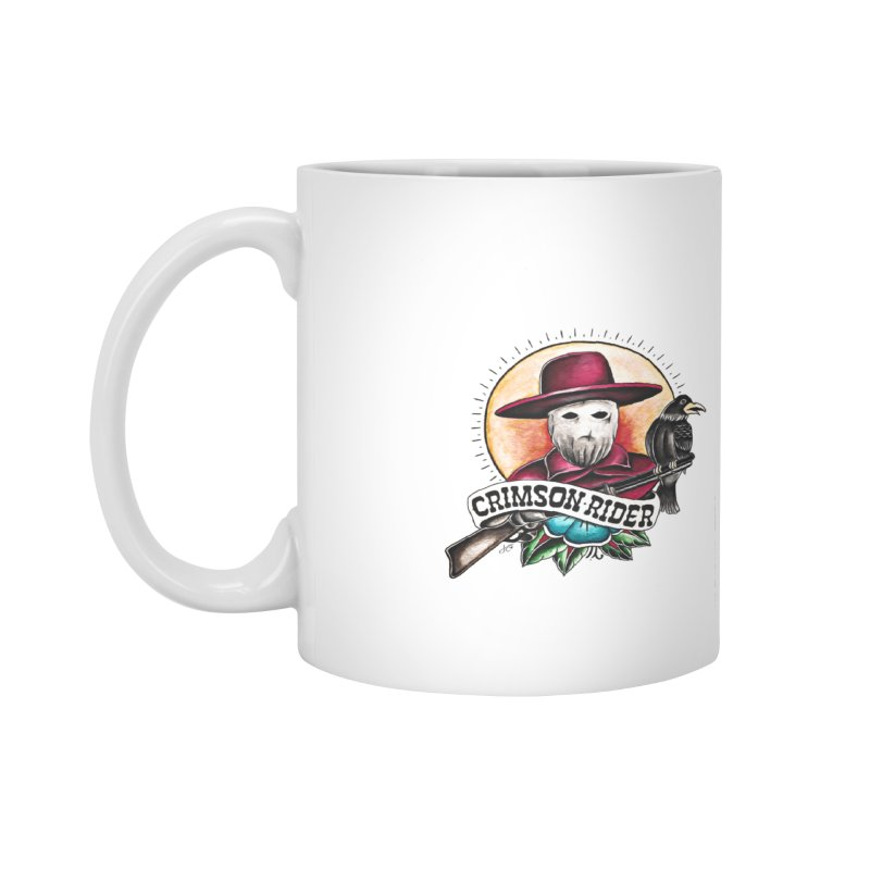 Crimson Rider/Jake Clinton Accessories Mug by thebullmoose's Artist Shop