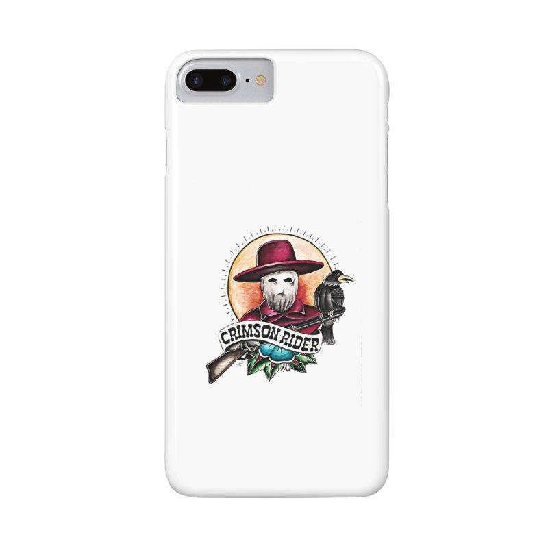Crimson Rider/Jake Clinton Accessories Phone Case by thebullmoose's Artist Shop