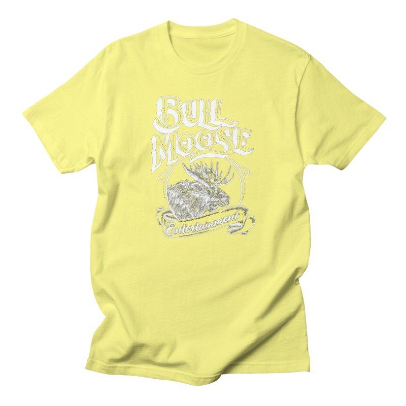 Bull Moose Logo - For Darks Women's Regular Unisex T-Shirt by thebullmoose's Artist Shop