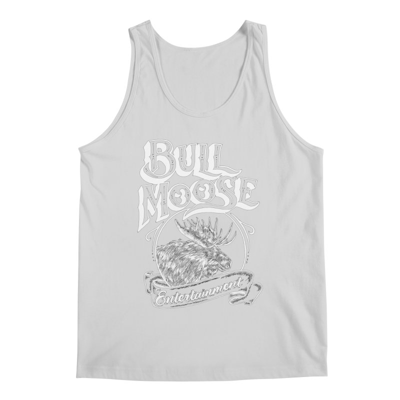Bull Moose Logo - For Darks Men's Regular Tank by thebullmoose's Artist Shop