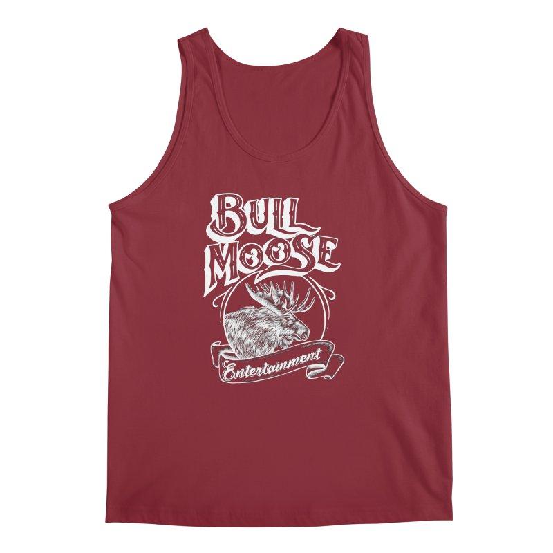 Bull Moose Logo - For Darks Men's Regular Tank by thebullmoose's Artist Shop