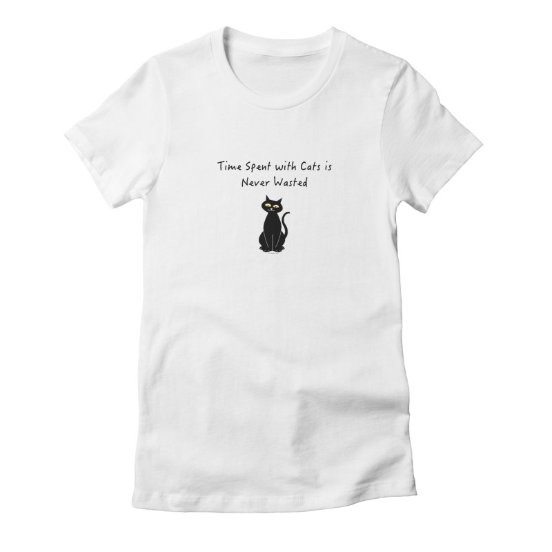 Tabitha (Black) Women's T-Shirt by The Catnip Times Swag Shop