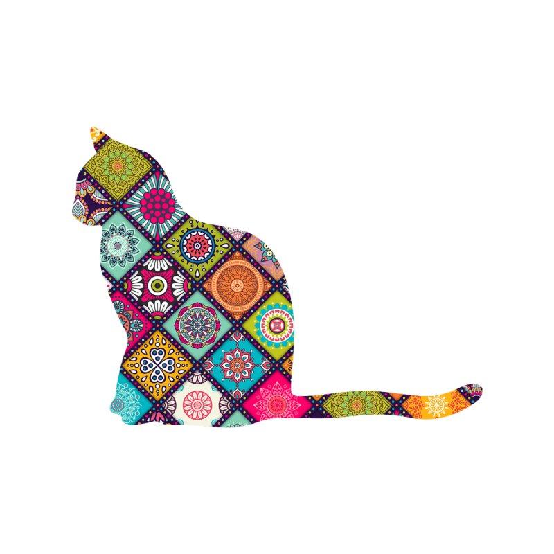 Boho Meowdallions Accessories Mug by The Catnip Times Swag Shop
