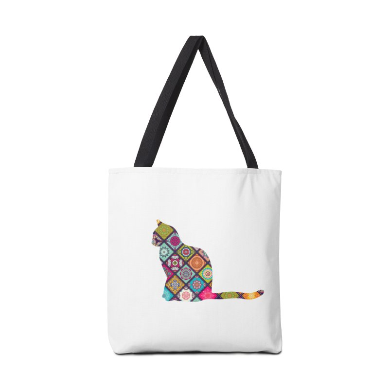 Boho Meowdallions Accessories Bag by The Catnip Times Swag Shop