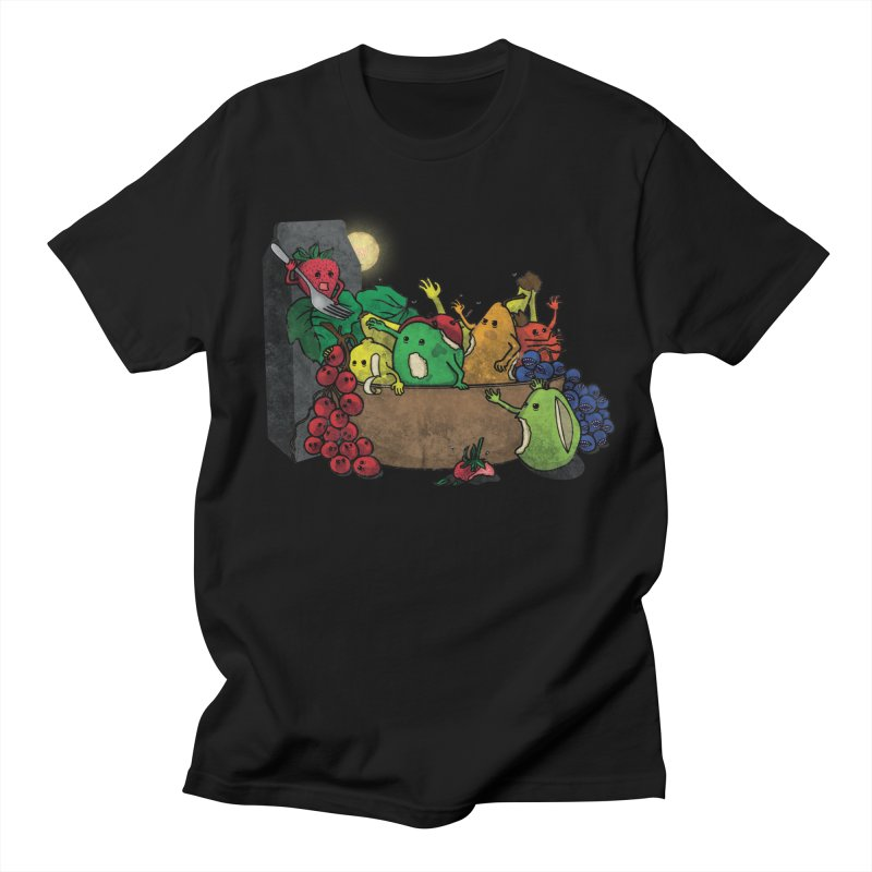 Bad Produce Men's T-Shirt by ChaseVernonDesigns