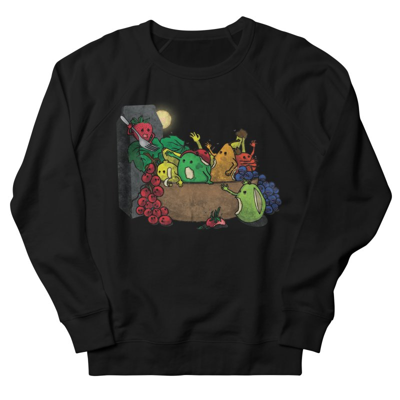 Bad Produce Men's Sweatshirt by ChaseVernonDesigns
