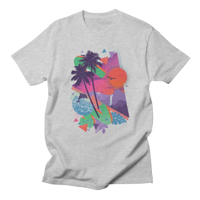 Tropix96 Men's T-Shirt by The Child's Artist Shop