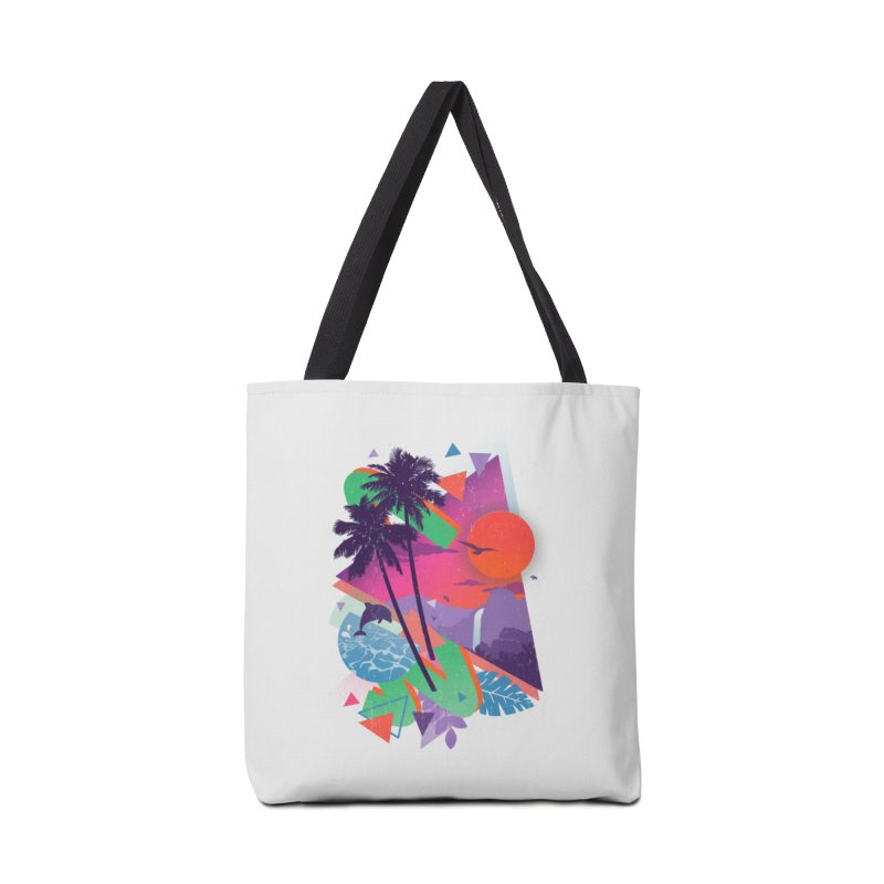 Tropix96 Accessories Bag by The Child's Artist Shop