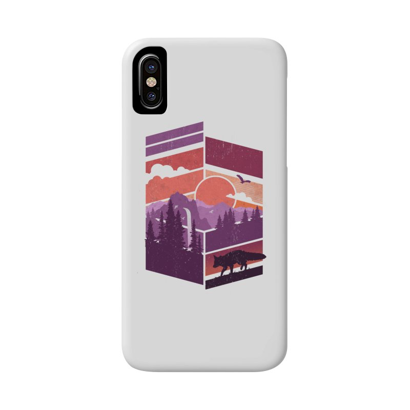 Vanishing Point Accessories Phone Case by The Child's Artist Shop