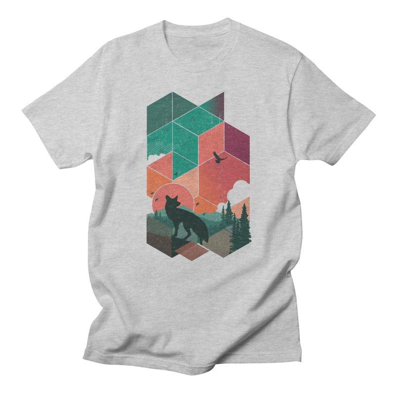 Natural Habitat Men's T-Shirt by The Child's Artist Shop
