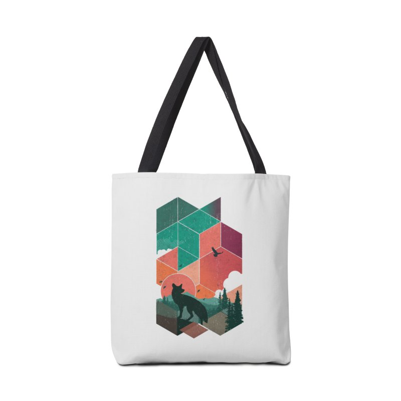 Natural Habitat Accessories Bag by The Child's Artist Shop