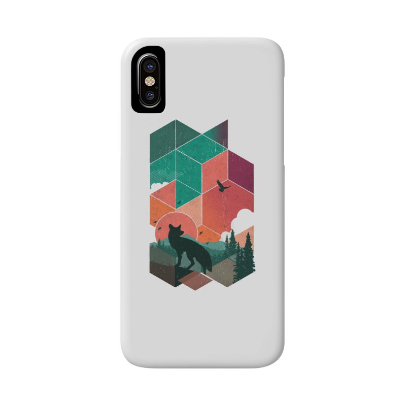 Natural Habitat Accessories Phone Case by The Child's Artist Shop