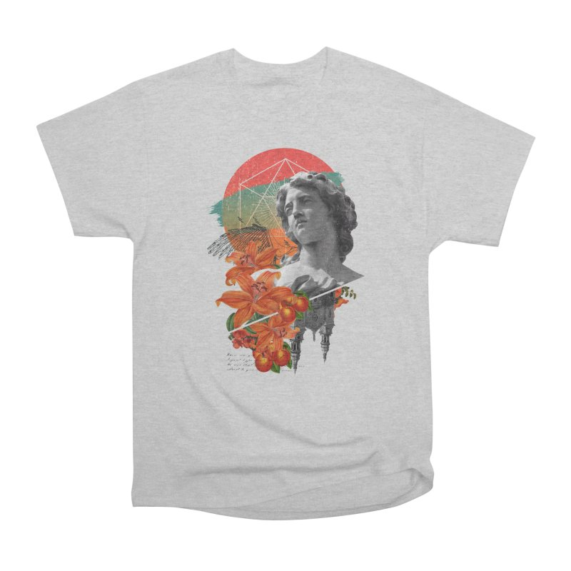Forbidden Fruit Men's Heavyweight T-Shirt by The Child's Artist Shop