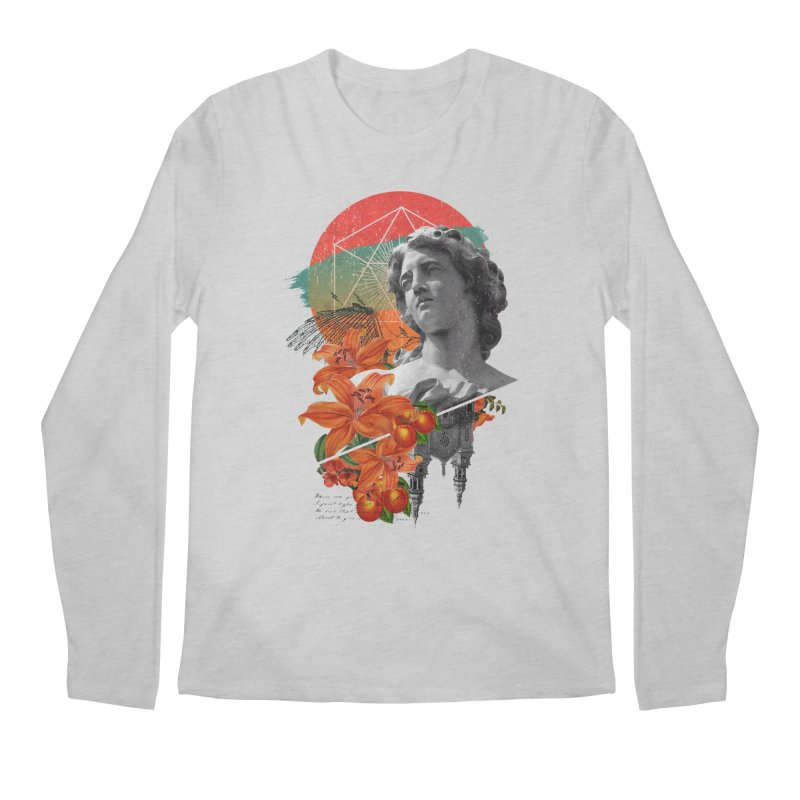 Forbidden Fruit Men's Longsleeve T-Shirt by The Child's Artist Shop