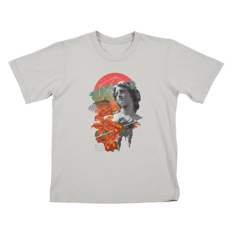 Forbidden Fruit Kids T-shirt by The Child's Artist Shop