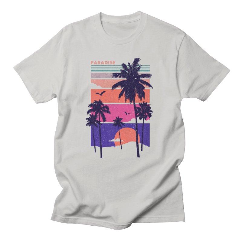 Paradise Women's Unisex T-Shirt by The Child's Artist Shop