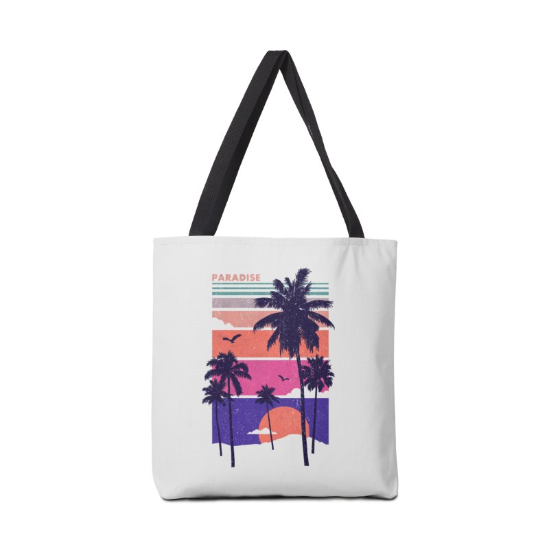Paradise Accessories Bag by The Child's Artist Shop